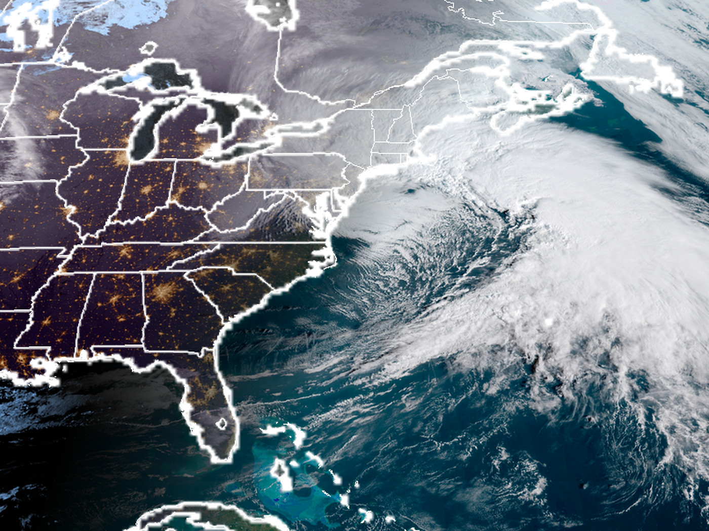 10 things you should know about nor'easters